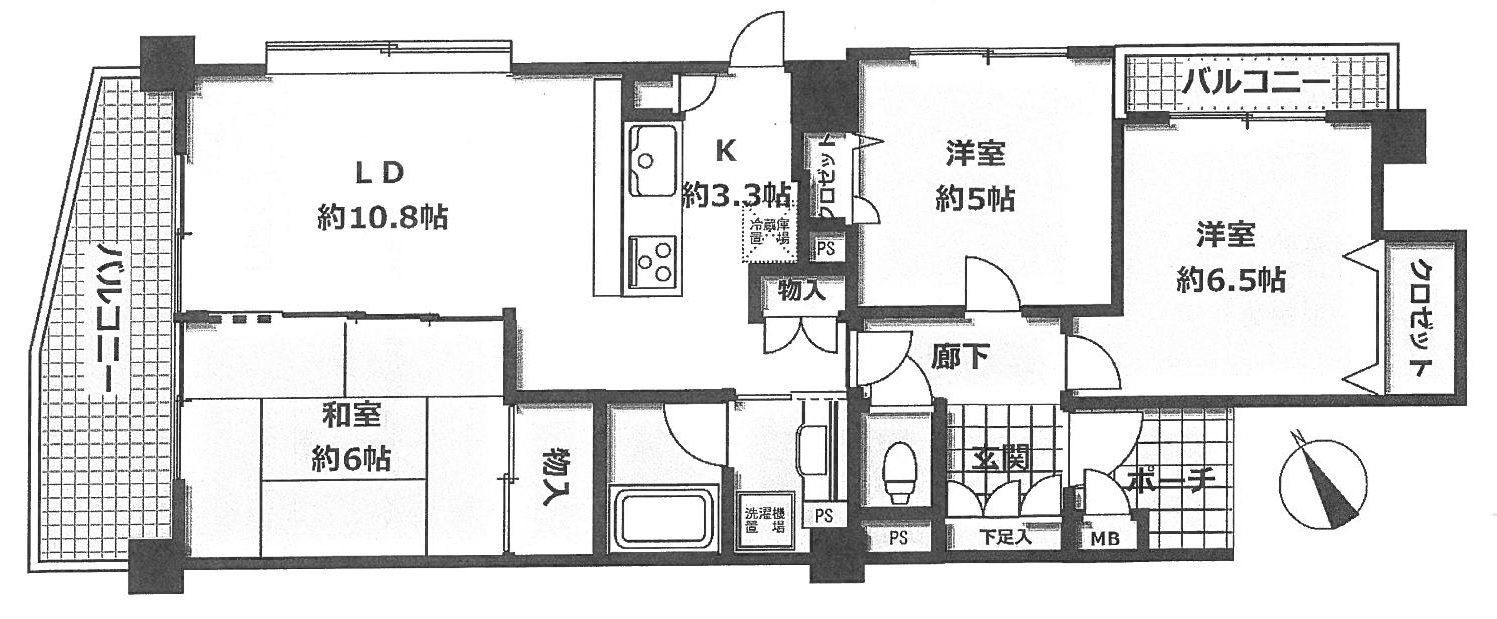 駅至近 中古マンション