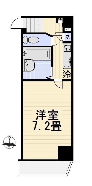 【オーナーチェンジ物件-駅近徒歩3分】菱和パレス府中駅前