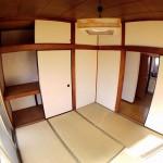 吸湿や防音効果の高い和室は通年快適に過ごせるアイテムの一つでもあります。(内装)