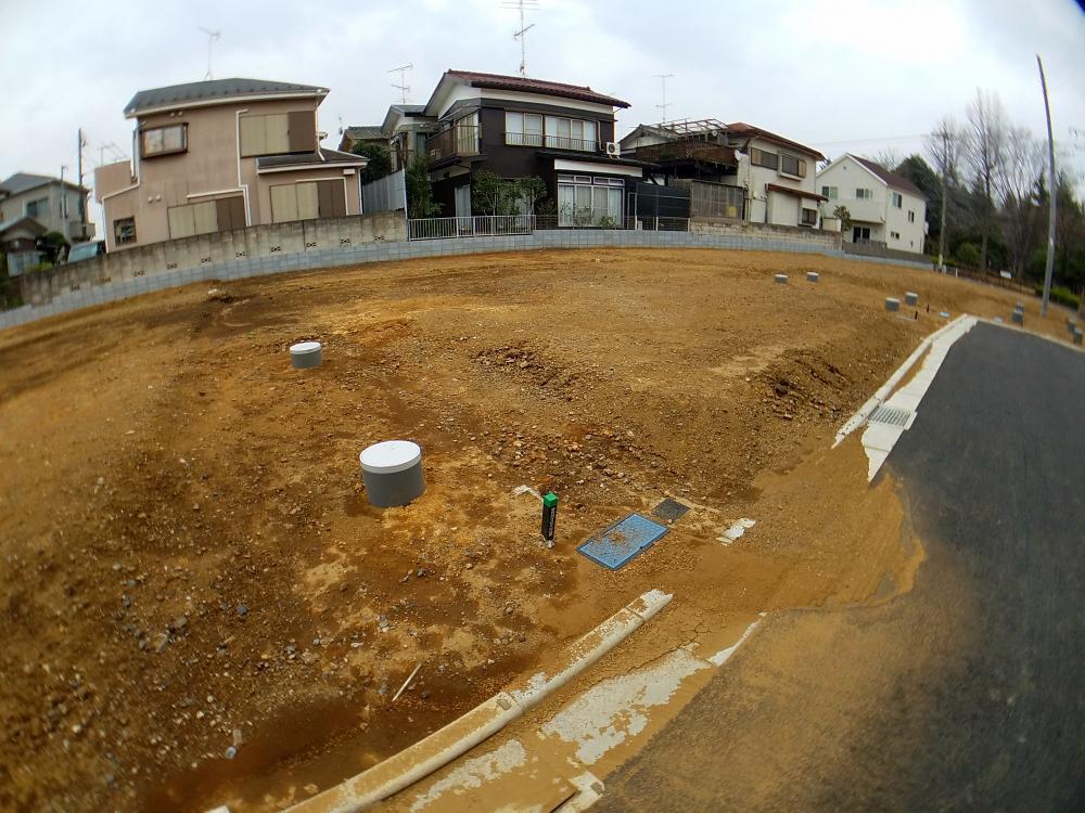 売土地 子育て世代の方たち必見【建築条件有】調布市野水-6
