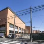 世田谷区立烏山中学校 距離750m
