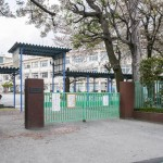 世田谷区立砧小学校 距離450m