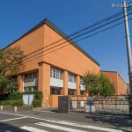 世田谷区立烏山中学校 距離1000m