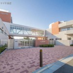 世田谷区立桜木中学校 距離190m