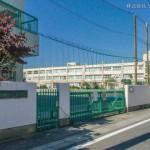 世田谷区立松沢中学校 距離50m