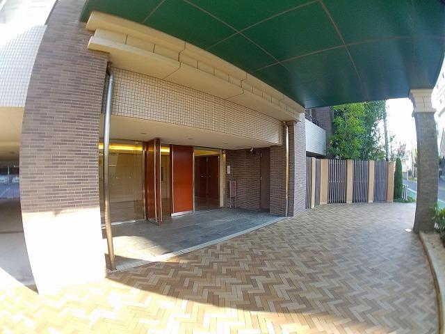 サンクタスミュゼ府中外観・共有スペース (8)