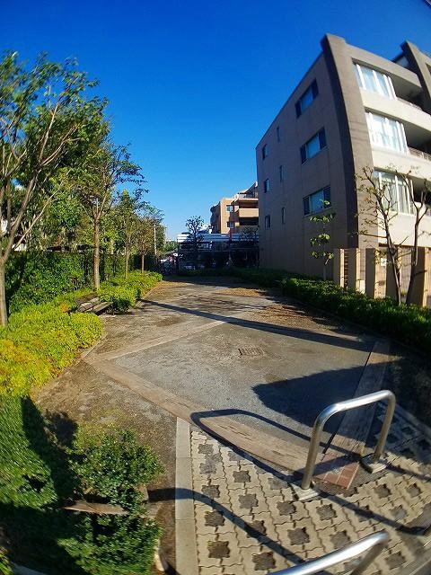 サンクタスミュゼ府中外観・共有スペース (2)