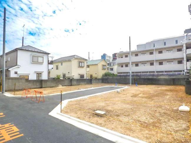 小金井市貫井北町3丁目-A区画 建築条件付売地