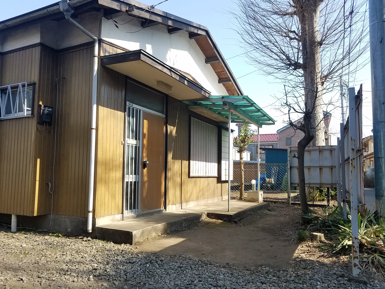 【JR谷保駅 徒歩2分 平屋賃貸】遠藤邸3号室