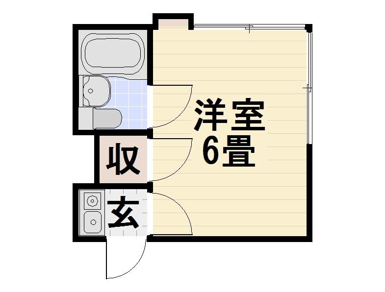 佐藤アパート207